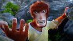 Король обезьян 3D кадры