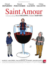 Сент-Амур: Удовольствия любви плакаты