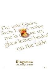 Kingsman: Золотое кольцо плакаты