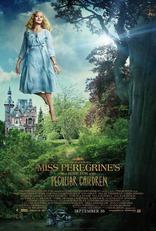 Дом странных детей мисс Перегрин плакаты