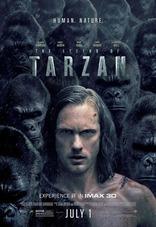 Тарзан. Легенда плакаты