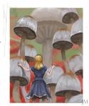 Алиса в Стране чудес кадры
