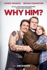 Почему он? плакаты
