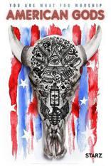 Американские боги плакаты