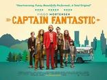 Капитан Фантастик плакаты