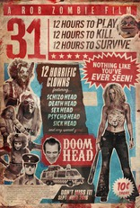 31: Праздник смерти плакаты