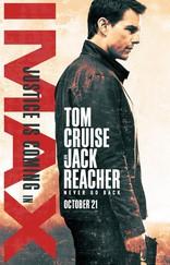Джек Ричер 2: Никогда не возвращайся плакаты