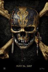 Пираты Карибского моря: Мертвецы не рассказывают сказки плакаты