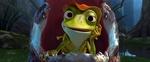 Принцесса-лягушка кадры