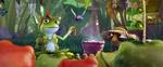 кадр №232229 из фильма Принцесса-лягушка