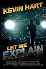Кевин Харт: Позвольте объяснить* плакаты