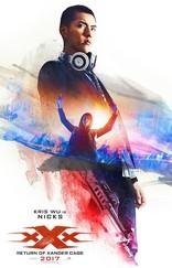 Три Икса: Мировое господство плакаты