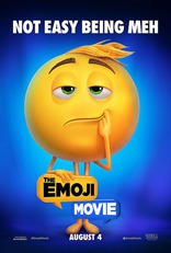 Эмоджи фильм плакаты
