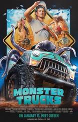 Монстр-Траки плакаты