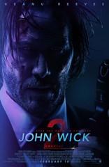 Джон Уик 2 плакаты
