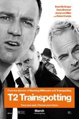 T2 Трейнспоттинг плакаты