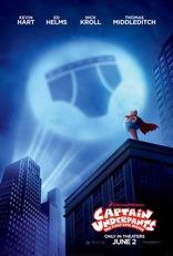 Капитан Подштанник: Первый эпический фильм плакаты