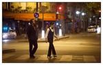 Ночь в Париже кадры