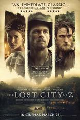 Затерянный город Z плакаты