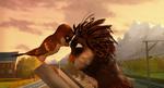кадр №238279 из фильма Трио в перьях