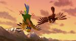 кадр №238283 из фильма Трио в перьях
