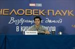 фотография №239102 с события Съемочная группа «Человек паук: Возвращение домой» в Москве