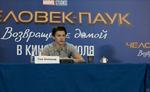 фотография №239104 с события Съемочная группа «Человек паук: Возвращение домой» в Москве