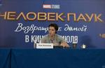 фотография №239107 с события Съемочная группа «Человек паук: Возвращение домой» в Москве