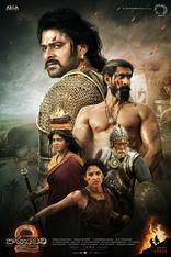 Бахубали: Рождение легенды плакаты