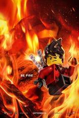 Лего Ниндзяго Фильм плакаты