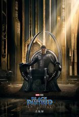 Чёрная Пантера плакаты