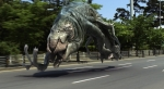 Вторжение динозавра 2* кадры