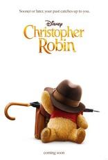 Кристофер Робин плакаты