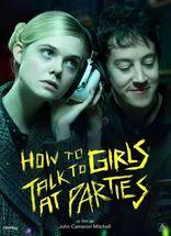 Как разговаривать с девушками на вечеринках плакаты