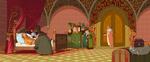 кадр №252654 из фильма Три богатыря и наследница престола