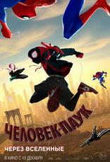 Человек-паук: Через вселенные плакаты