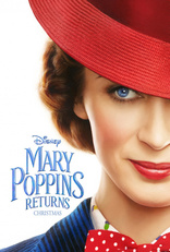 Мэри Поппинс возвращается плакаты