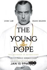Молодой Папа плакаты