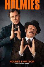 Холмс & Ватсон плакаты