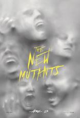 Новые мутанты плакаты