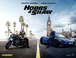 Форсаж: Хоббс и Шоу плакаты