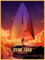 Звёздный путь: Дискавери плакаты