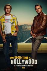 Однажды в... Голливуде плакаты