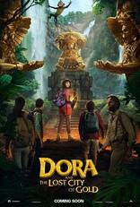 Дора и Затерянный город плакаты