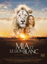 Миа и белый лев плакаты