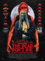Мертвые не умирают плакаты