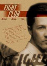 Бойцовский клуб плакаты