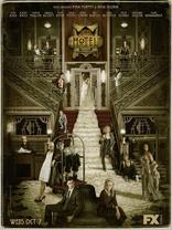 Американская история ужасов: Отель плакаты