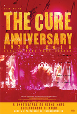 The Cure: Anniversary 1978-2018 Live in Hyde Park London плакаты