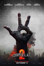 Zомбилэнд: Контрольный выстрел плакаты